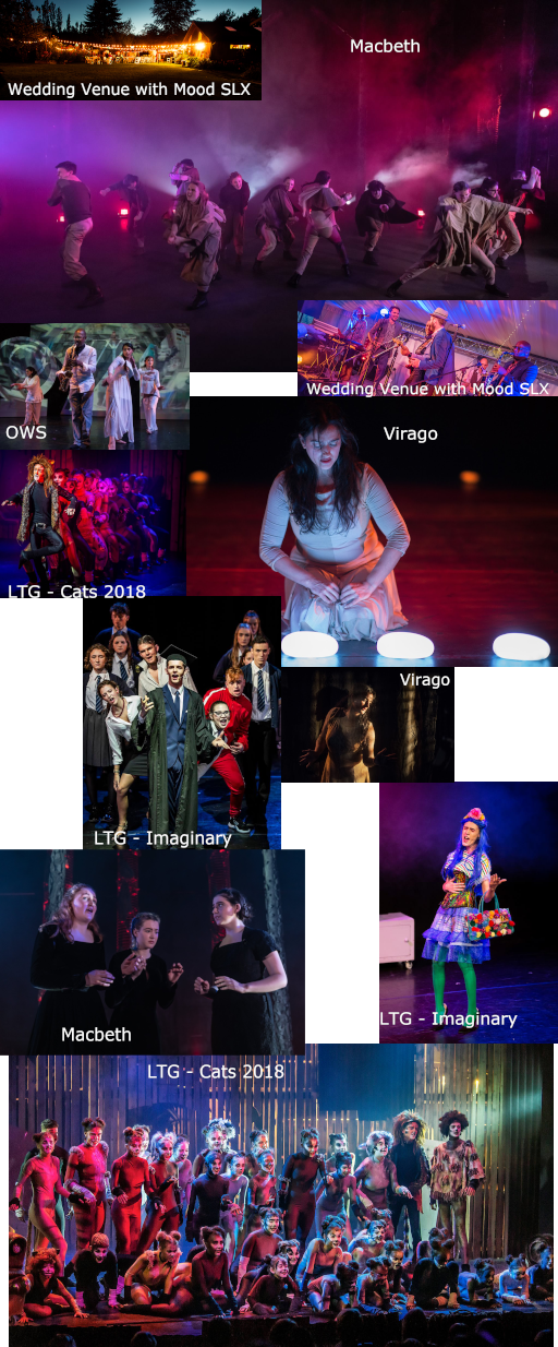 Images of Selected Shows